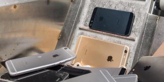 一小时拆解200部iPhone手机 苹果公司推出新型拆解机器人