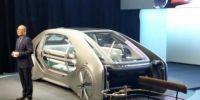 1898到2018 雷诺北京车展展示EZ-GO概念车