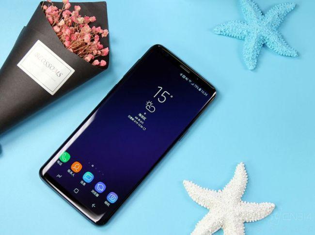 2018年新手机颜值排名 三星S9仅排第二
