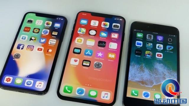 三款新iPhone X细节曝光:廉价版iPhone X将采用LG最新MLCD屏