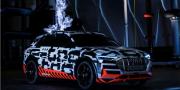 奥迪电动高性能跑车e-tron或将可选虚拟后视镜