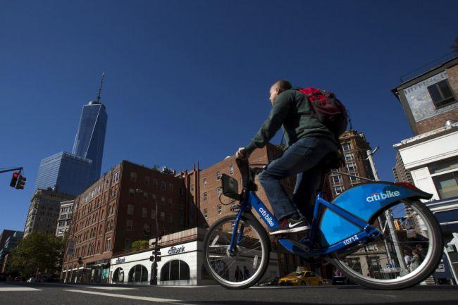 加入竞争 优步或计划收购Citi Bike母公司Motivate独家