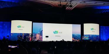 CES Asia2018的主题演讲及论坛现场直击