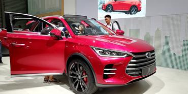 新能源、智能汽车、车联网 CES Asia2018你想知道的汽车技术这都有