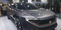 拜腾BYTON K-Byte Concept全球首秀, L4级自动驾驶是亮点