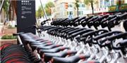 共享单车乱停乱放,摩拜电子围栏正式上线