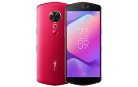 Meitu 美图T9(MP1718)6GB+128GB 浆果红 自拍美颜 全网通4G手机