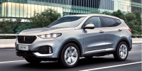 WEY品牌VV6车型官图爆出 将于8月底上市