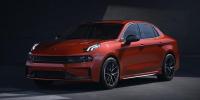 领克首款轿车官图发布 预计第四季度上市