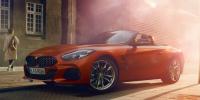 宝马新Z4官图爆出 沿用了概念车的设计元素