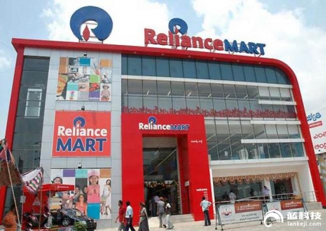 """阿里巴巴""""搅局""""合资Reliance 印中美三方主导印度零售业"""