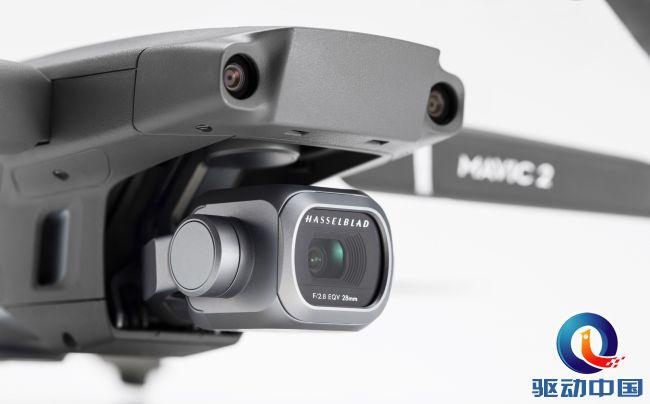 """搭载哈苏相机、拥有1英寸传感器的""""御""""Mavic 2 专业版"""