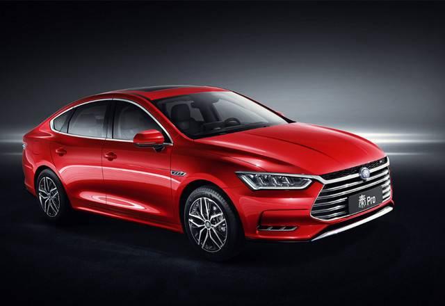 比亚迪秦Pro预售曝光 新车预计9月底上市-阿里汽车