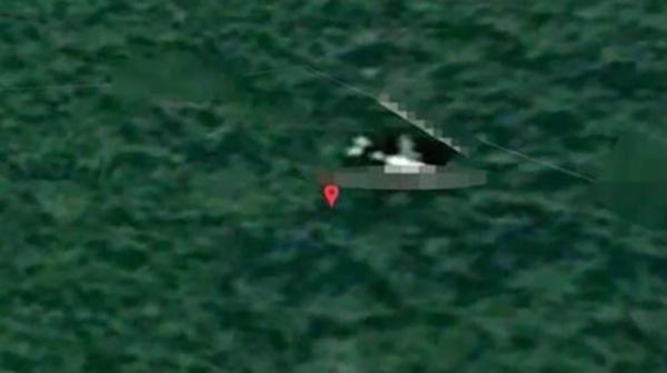 英专家称在谷歌地图发现马航MH370 在柬埔寨密林深处