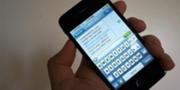 """打脸苹果手机!iOS应用被曝与第三方""""共享""""用户信息牟利"""