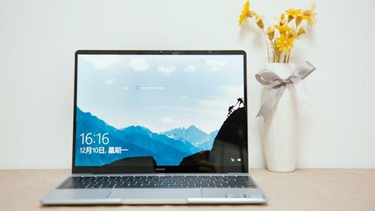 13寸最强轻薄本,华为笔记本MateBook 13评测