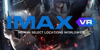 IMAX关闭纽约、上海等多家VR影厅