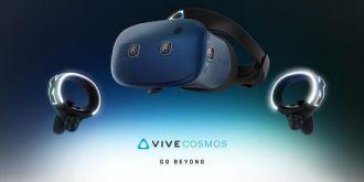 新品揭晓!HTC 发布新一代VR头显VIVE COSMOS