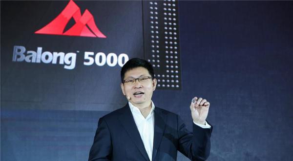 华为正式发布5G芯片巴龙5000,5G折叠屏手机将亮相MWC2019