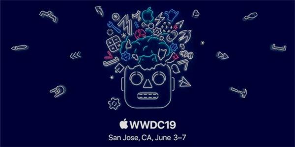 2019年苹果WWDC敲定,6月3日至7日举行