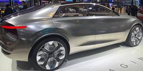 2019上海车展:英俊且肌肉发达 起亚Imagine电动概念车亮相