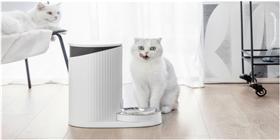 小米有品上架宠物智能喂食器,多重安全设计时刻为它保驾护航