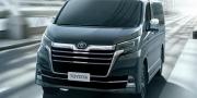 丰田推全新MPV Granvia ,比埃尔法还大,对标别克GL8