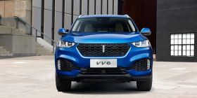 2020款VV6将于7月25日上市 配置升级动力提升