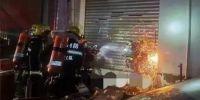 特斯拉杭州又起火 电动车为何难逃一火