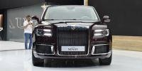 想买俄罗斯总统普京御用座驾 先准备两百万再来