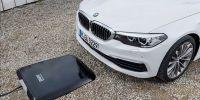 手机领域还未普及 车用无线充电技术这就来了?