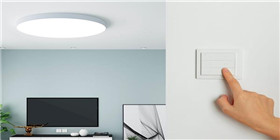 一图看懂:小米系这款吸顶灯支持6种开灯