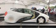 造型古灵精怪 盘点东京车展上的丰田概念车们