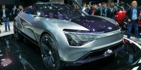 起亚Futuron概念车亮相 酷炫的车门实用性高吗?
