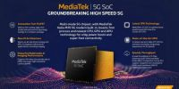 7nm工艺A77架构发力5G时代 联发科5G芯片26日发?