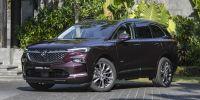 别克新上市的大型SUV昂科旗真的不是换壳凯迪拉克XT6吗?
