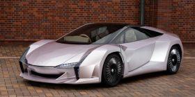 日本发布新材料概念跑车 未开会成为主流吗?