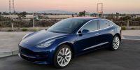 特斯拉国产版Model 3续航下降 原因是更换电池供应商?