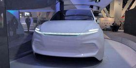 克莱斯勒发布Airflow概念车 设计风格极度简约