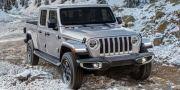 Jeep发布Gladiator北方特别版 冬天也挡不住越野的热情?