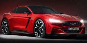 福特Mustang将迎来换代,混动+四驱引发争议?
