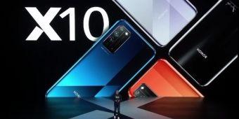 5G市场再起风云!超能科技荣耀X10全新发布 1899元起