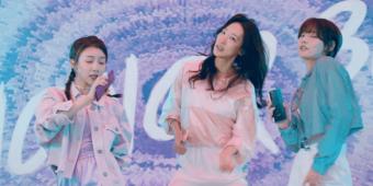 浪漫520遇上新配色流光幻镜  荣耀30系列表白时尚女神孙佳雨