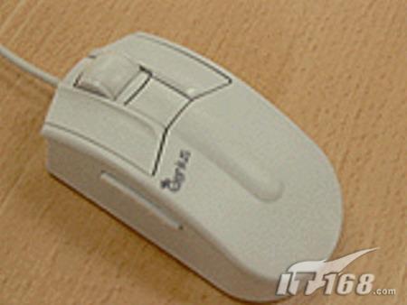 世界上第一款滚轮鼠标