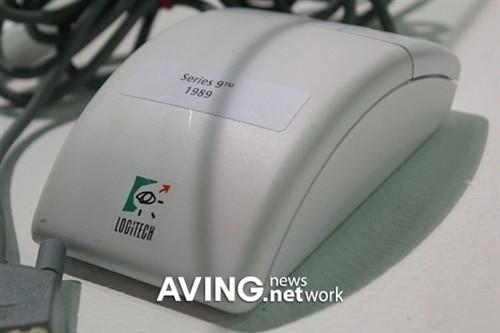 世界上第一款人体工学设计鼠标 罗技Series 9鼠标