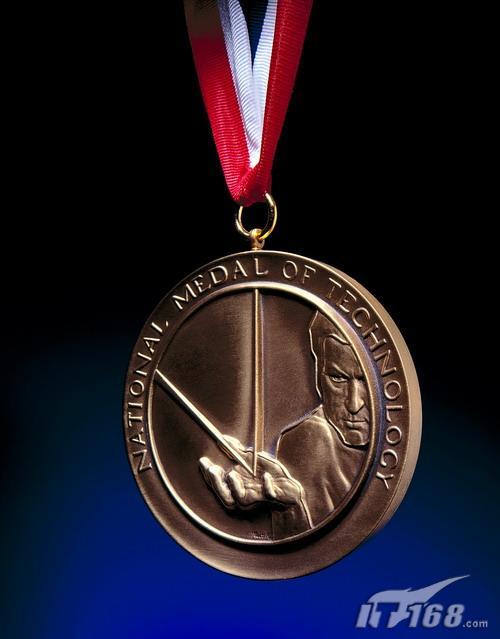 美国国家科技奖章