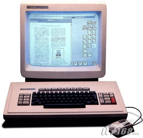 世界上第一款商业化的鼠标来自施乐公司的STAR系统