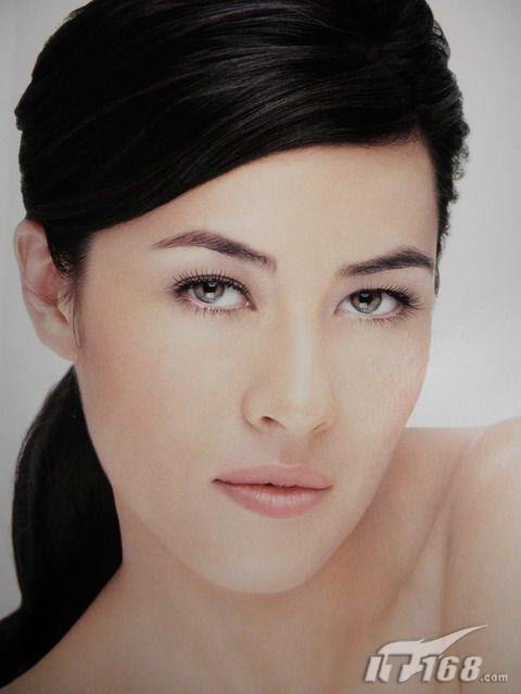 具备脸部识别模式的相机拍摄效果 面部识别过时 卡西欧美高清图片
