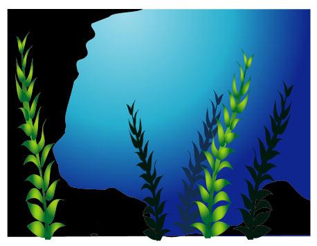 海底世界制作教程