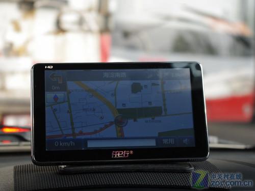 任e行首款6英寸高清车机S100深度测试